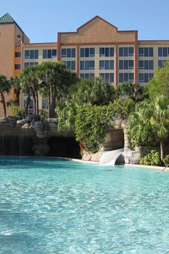 5 Days / 4 Nights - Radisson Resort Orlando - Celebration